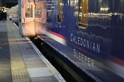 Scotland Sleeper by Caledonian Holidays Trains On The Brain Aviemore
