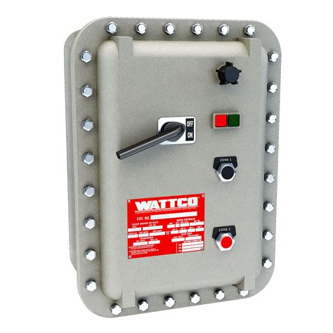 Panel Explosion Proof Explosion Proof Temperature Panels Wattco