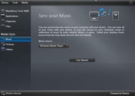 reset blackberry with desktop manager blackberry desktop software download