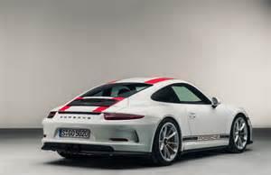 Porsche 911 News Look But Don T Touch New Porsche 911 R
