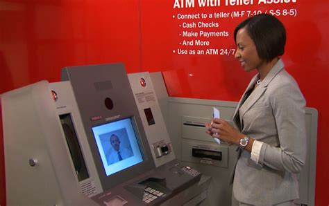 Forum Credit Union Teller Salary Bofa Rolls Out Atms With Live Teller Chat