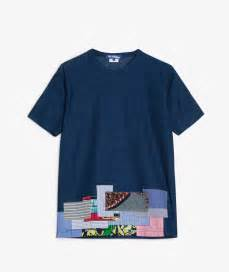 Patchwork T Shirt - norse store junya watanabe patchwork t shirt