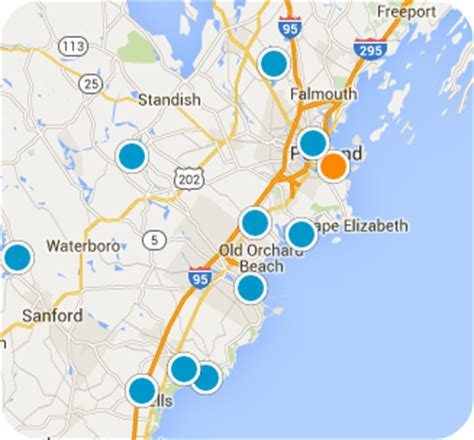 map me home maine real estate search all maine homes