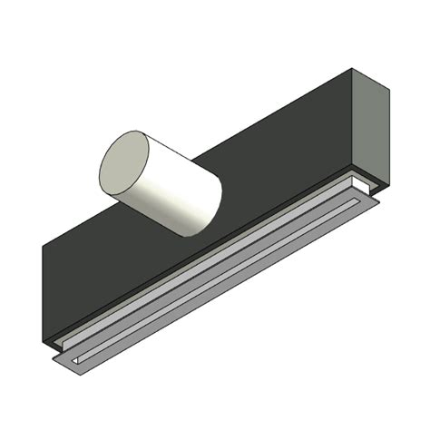 Ceiling Slot Diffuser by Ceiling Slot Diffuser Csd 19 1 Slot With Ceiling Slot