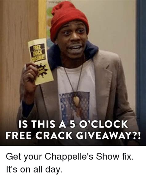 5 O Clock Free Crack Giveaway - 25 best memes about its on its on memes