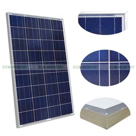 300w 24v Solar Panel by 1kw 500w 400w 300w 200w 100w Watt Pv Poly Solar Panel For