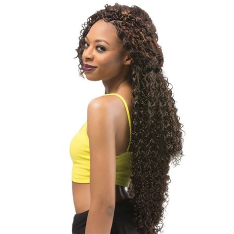 24in hair outre x pression bulk braid bahamas curl 24 inch