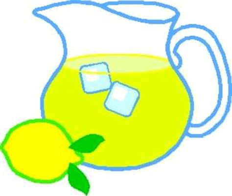 lemonade clipart free clipart lemonade pitcher free images at clker