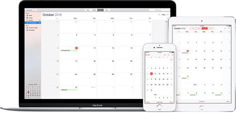 Calendar Apple Icloud Kalenderabonnements Verwenden Apple Support
