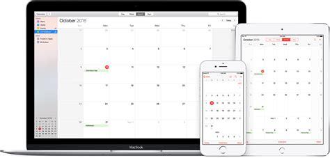 Calendar Apple Use Icloud Calendar Subscriptions Apple Support