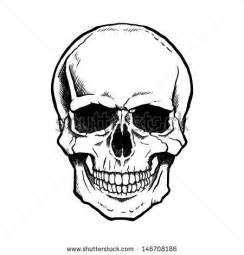 best 25 simple skull drawing ideas only on pinterest