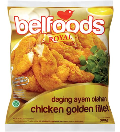 Karage 500g belfoods royal armera food indonesia