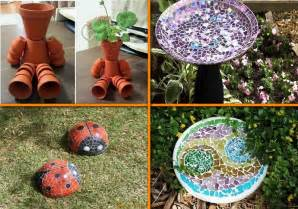 Pics photos diy garden decor projects 1410 diy garden decor projects