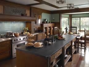 Craftsman Kitchen Design 25 Stylish Craftsman Kitchen Design Ideas Craftsman Craftsman Style Houses And Craftsman Style