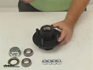 Trailer Tire Hub Assembly Are Provided As A Guide Only Refer To Manufacturer
