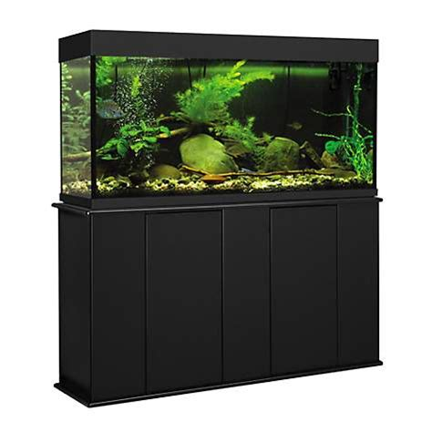 Stand Galon Aqua aquatic fundamentals 55 gallon upright aquarium stand petco