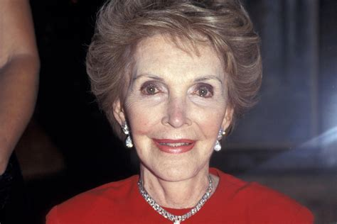 nancy reagan nancy reagan former first lady dies at age 94 today s
