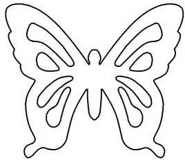 butterfly template printable butterfly template printable