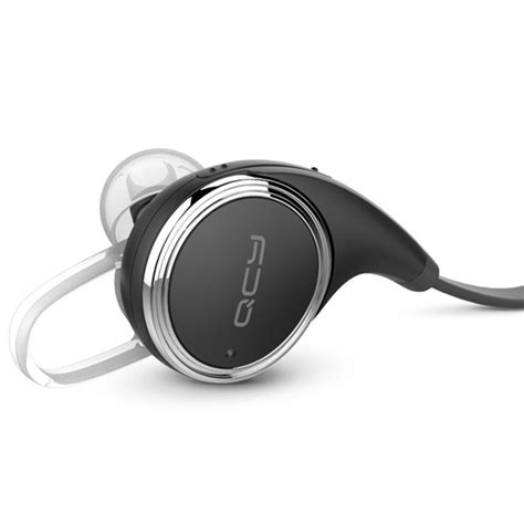 Headset Bluetooth Qcy qcy qy8 wireless sports bluetooth 4 1 stereo headset earphone headphone with microphone for