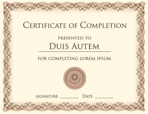 formal certificate templates formal certificate templates