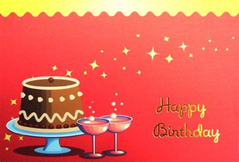 4x6 Birthday Card Template