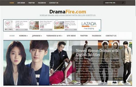dramafire drama page top 5 websites to watch k dramas k drama amino