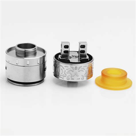 Authentic Geekvape Mech Pro Kit Silver authentic geekvape mech pro silver mechanical mod medusa kit