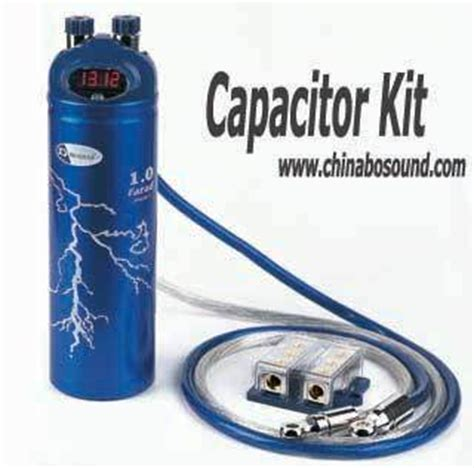 stinger capacitor troubleshooting capacitor car kit 28 images rockford fosgate rfc1 rfc 1 platinum plated 1 farad car audio
