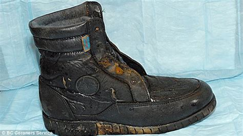 boat shoes vancouver another severed foot washes ashore in british columbia