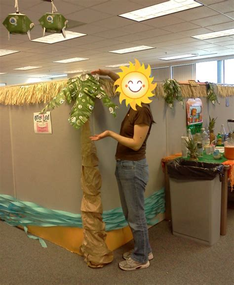 How To Make Palm Trees Out Of Paper - green recycled office paradise delightful