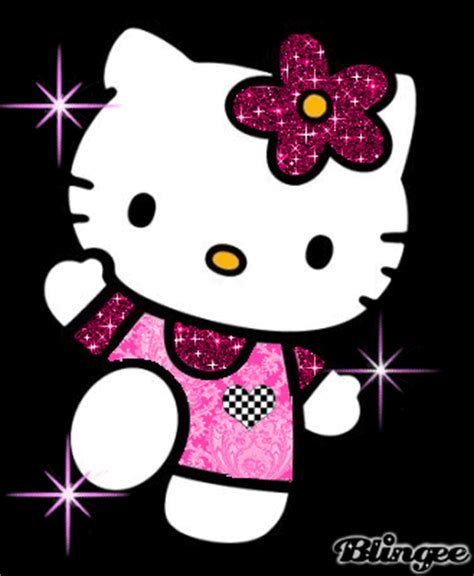 wallpaper hello kitty glitter hello kitty glitter picture 46636093 blingee com
