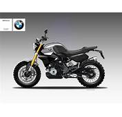 BMW G310R Scrambler Shows Real Potential And Is A Feasible