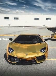 Lamborghini Aventador Gold Lamborghini Aventador Gold Lamborghini