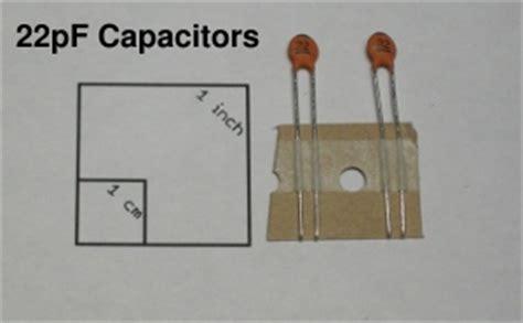 polarized capacitor mouser breaduino parts list