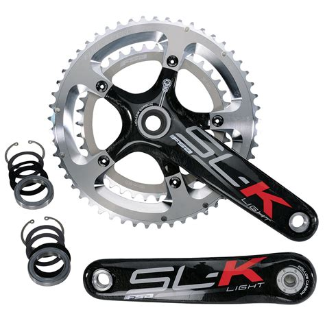 K Light by Fsa Sl K Light Compact Carbon Road Bb30a Crankset 50 34t