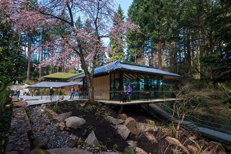 Portland Gardens by Portland Japanese Garden Expansion Cultural Crossing