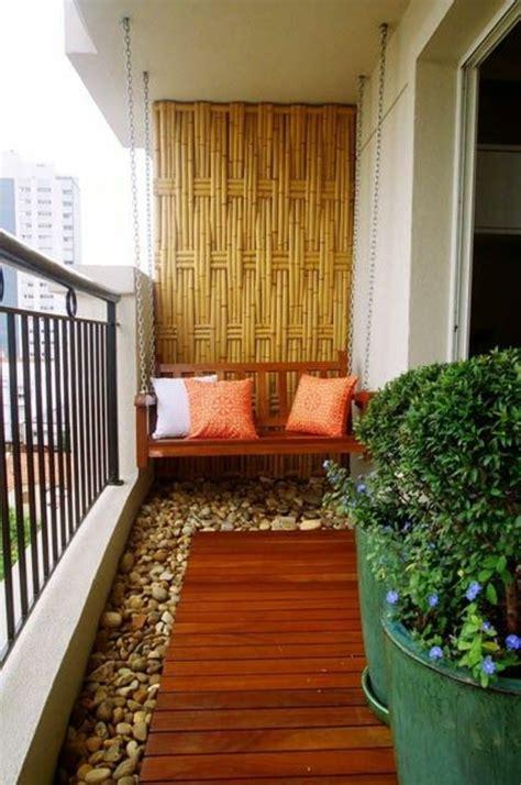 Bambus Auf Dem Balkon 4363 by Balkongestaltung Die Sie Zum Tr 228 Umen Bringt