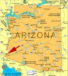 map of arizona and new mexico border pin by yvonne on 101 reasons to visit yuma az