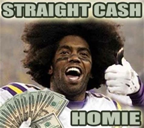 Cash Money Meme - how richard sherman became my favorite player in 30