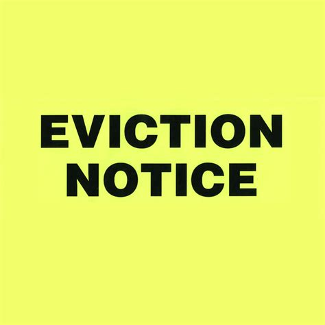 Rent A For A Day by Free Maine Seven 7 Day Eviction Notice Late Rent
