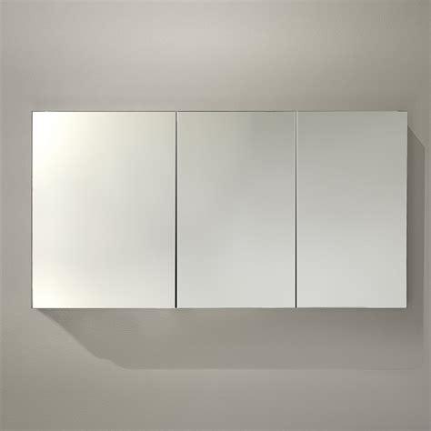 60 quot wide mirrored bathroom medicine cabinet fresca 60 quot wide bathroom medicine cabinet w mirrors