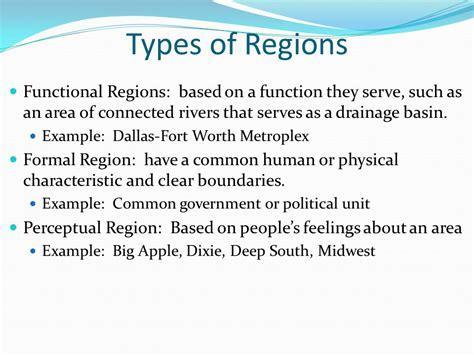 exle of formal region mastering the teks chapter 9 cultural regions ppt