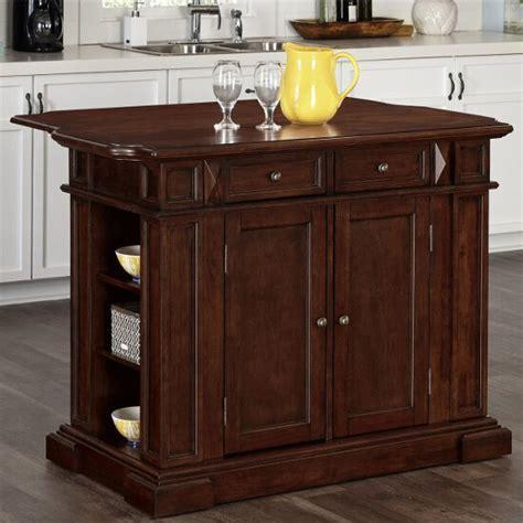 home styles americana kitchen island with granite top americana vintage kitchen island with optional granite