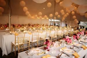 deco de salle blanc et dore mariageoriginal