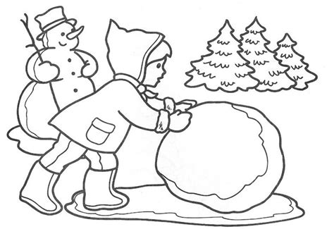 93 January Coloring Pages For Preschool Winter January Coloring Pages For Preschool
