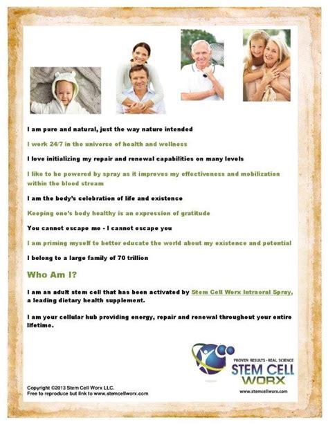 m stem supplement stem cell supplement a activator of stem cells