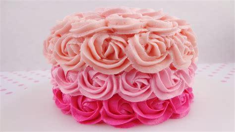 decorar bolo redondo como decorar bolo de rosas super f 193 cil lele magali