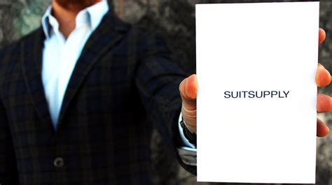 Suit Supply Gift Card - win it a 399 gift card from suitsupply