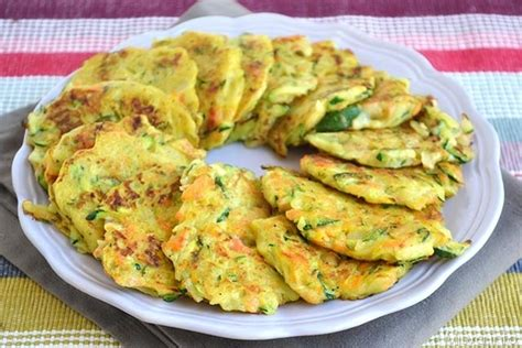cucinare verdura 187 frittelle di verdure ricetta frittelle di verdure di misya