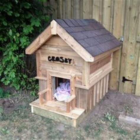 homemade dog house plans dog house ideas on pinterest homemade dog house dog houses and cedar fence boards